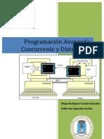 Programación avanzada, concurrente y distribuida