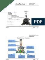 Robotics (German IPVS Lecture Prof. Dr. Zweigle)