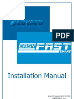 Easy Fast Smart Installation Manual