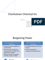 Charlestown Chemical Inc