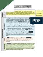 plan analytique