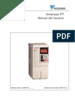 OMRON / Yaskawa CIMR-F7Z - In Stock We Buy Sell Repair Price Quote