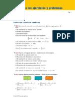 Soluciones Ejercicios Tema 4 Expresiones Algebraicas