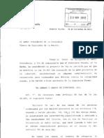 Modificaciones a La Ley 24660 - Delitos Contra La Integridad Sexual - Post Senado