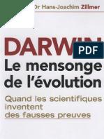 Le mensonge de l'évolution