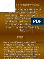 10 Feasibility Report