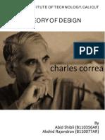 Charles Correa - Amateur's Study
