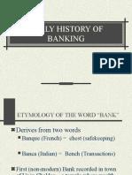 Bank History