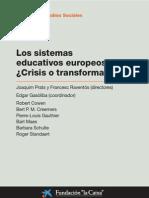 Política educativa europea