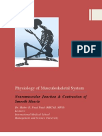 Musculoskeletal Physiology