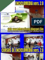 Evidencias Cursos de Enciclomedia