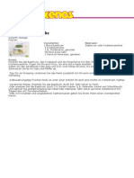 Recept Pesto Basis & Mehr
