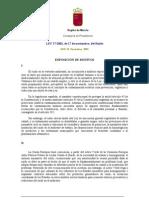 Ley Orgánica 37/2003 del Ruido
