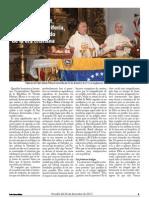 Homilía Padre Numa 24/12/2012, iglesía de San Francisco