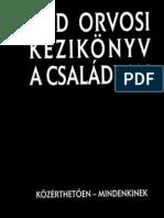 MSD Orvosi kézikönyv a családban