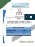 Resumen G-15 Semillas Criollas