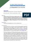 Application of Ranganathan's Laws to the Web