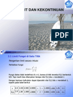 Bab3. Limit&Kekontinuan