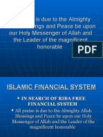 15.Islamic Financial System