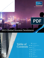 Colliers 2013 Global Investor Sentiment Report-En