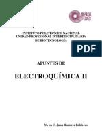 APUNTES DE ELECTROQUIMICA