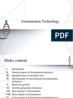 Fermentation & Downstream