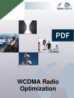 WCDMA Radio Optimization