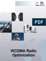 WCDMA Radio Optimization