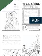 January 2013 Catholic Kids Bulletin