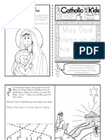 January 2013 Catholic Kids Bulletin