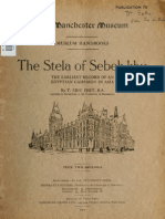 The Stela of Sebek Khu