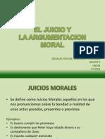 ARGUMENTOS MORALES