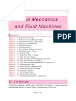 Fluid Mechanics & Machines