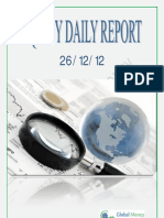 Daily Equity Report By Global Mount Money 26-12-2012