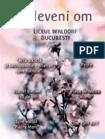 Revista Liceului Waldorf - Bucuresti