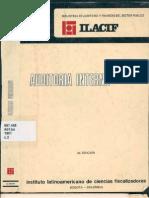 Auditoria Interna ILAIF 1981