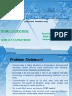 Proposal HVAC Defence