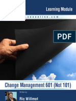 LM Change Management 601