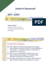 Dan, Damdawi Hmansual leh HIV & AIDS (Mizo Version)