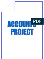 Accounts Project