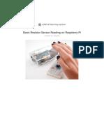 Basic Resistor Sensor Reading on Raspberry Pi