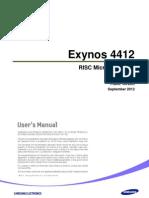 Exynos4412 User Manual