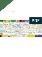 Peta Mudik Jawa Bali CBN