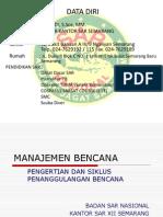 Management Bencana .ppt