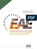 ETICS Insulation