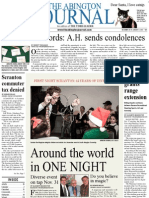 The Abington Journal 12-26-2012