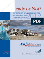 December 2012 Ready or Not report