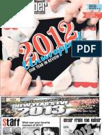 The Weekender 12-26-2012