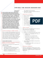 Genview RSM Datasheet