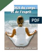 Le Yoga du corps et de l'esprit